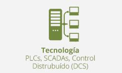 tecnología -PLC SCADA.Control procesos