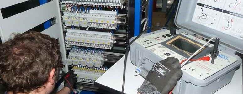 Cuadros eléctricos Industriales- Guía práctica de revisión y control